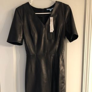 Antonio Melani The Luxury Collection Leather Dress
